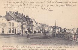 Herstal - Place Coronmeuse (Commerce, Attelages, Edit. Fenix, 1903) - Herstal