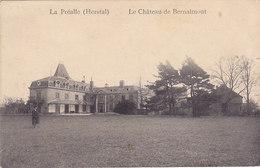 La Préalle Herstal - Le Château De Bernalmont (animée, Feldpost) - Herstal