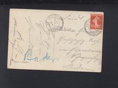 Carte Postale La Schlucht Vosges - Poststempel (Briefe)