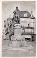 LANGRES Statue De Diderot Encyclopediste Du XVIIIe Siecle Oeuvre De Bartholdi 22(scan Recto-verso) MA773 - Langres