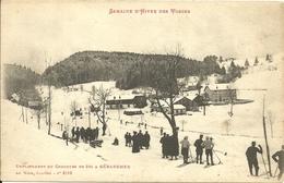 88 GERARDMER   Emplacement Du Concours De Ski à Gerardmer - Gerardmer