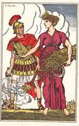 1916   CARTE FETE NATIONALE N° 14    CATALOGUE ZUMSTEIN - Suisse