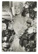 JOSEPHINE BAKER - Soirée D'adieu à PARIS Le Mardi 10 Avril 1956 - Théâtre Olympia - CPSM - Artistes