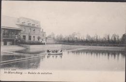 Ste Sint Mariaburg Zwemdok Bassin De Natation Ekeren Brasschaat Antwerpen DVD - Brasschaat