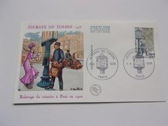 FRANCE (1978) Journée Du Timbre PARIS - FDC