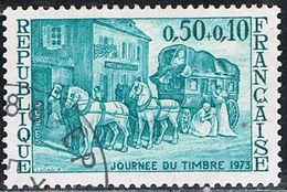 FRANCE : N° 1749 Oblitéré (Journée Du Timbre) - PRIX FIXE - - France