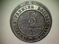 Belgique 5 Centimes 1862 FR - 1831-1865: Léopold I.