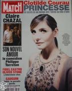 PARIS MATCH N° 2836 - Clotilde Courau Princesse (couv), L'Ile De Sein - 25 Septembre 2003 - General Issues