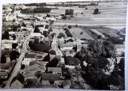 CPA - 71 - Bragny Sur Saône - Vue Aérienne  - Années 50 - Autres Communes