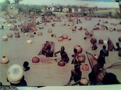 NIGERIA ARGUNGU ON THE SOKOTO RIVER A SCENE AT THE ANNUAL FISHING FESTIVAL FISH FISHERMAN  N1970  FV8975 - Nigeria