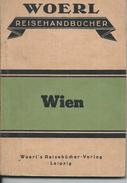 L180 -WIEN - WOERLE'S REISEBUCHER - - Vienna & Salzbourg