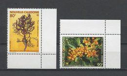 Nlle Calédonie 1989 N° 574/575 **  Neufs = MNH Superbes Cote 5.30 € Flore Fleurs Flora Flowers Nature - Nuevos