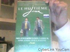 Cassette VHS Le Huitième Jour - Enfants & Famille