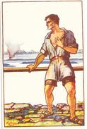 1924   CARTE FETE NATIONALE N° 41    CATALOGUE ZUMSTEIN - Suisse