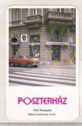 Hungary Old Calendar - 1985 - Poszterhaz - Calendriers