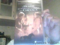 Cassette VHS L'homme Qui Murmurait A L;oreille Des Chevaux - Enfants & Famille