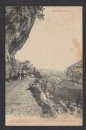 DF / 34  HERAULT / MINERVE / LA ROUTE DANS LES GORGES DU BRIAN / ANIMÉE / CIRCULÉE EN 1912 - France