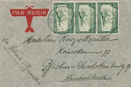 ALBERTVILLE - 1939 , Via Sabena Nach Berlin-Charlottenburg