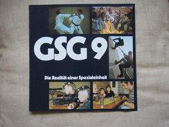 Fascicule De Presentation Ou Propagande Du GSG9 - Libri, Riviste & Cataloghi