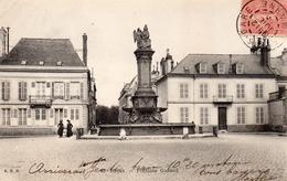 CPA REIMS - FONTAINE GODINOT - Reims