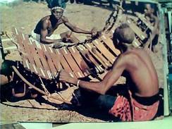 GABON Libreville Joueurs De Balafons N1970  FV8996 - Mali