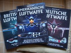 Livres Sur L'aviation 2eme Guerre Mondiale - Livres, Revues & Catalogues