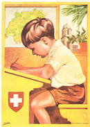 1930  N°64    CARTE FETE NATIONALE     CATALOGUE ZUMSTEIN - Suisse