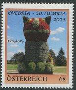 ÖSTERREICH / PM Nr. 8113957 / ÖVEBRIA - 50. TULBRIA 2015 / Postfrisch / ** - Personalisierte Briefmarken