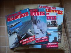 La Guerre Des Malouines En 4 Tomes - Libri, Riviste & Cataloghi
