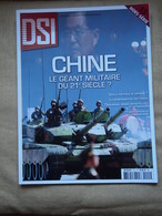 Revue DSI Sur La Chine - Libri, Riviste & Cataloghi