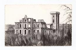 Lalizolle, Le Château Brulé, Ancienne Résidence Du Duc De Morny - Autres Communes