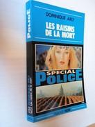 FLEUVE NOIR SPÉCIAL POLICE N° 1436  LES RAISINS DE LA MORT  DOMINIQUE ARLY  E.O. 1978 - Fleuve Noir