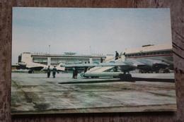Ukraine. Odessa Airport. 1969. Aéroport - Avion - Aéroplane / Plane - Aerodrome