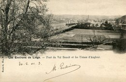 BELGIQUE(VAL BENOIT) LIEGE(USINE) - Belgique