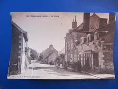 CPA - PELLEVOISIN - LE BOURG - France