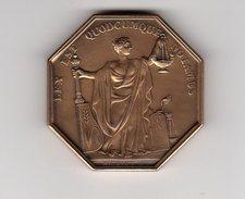 Bronze _  Notaires Des Bouches- Du- Rhônes   (scan Agrandit) - Non Classés