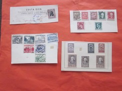 Timbres  Vrac  Cekoslovenko Tchecoslovaquie Oblitérés - Bulgarie Bulgaria * St Polska Pologne-Costa-rica - Lots & Kiloware (max. 999 Stück)
