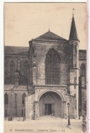Dep 88 - Remireont - Portail De L'Eglise  - Achat Immédiat - Remiremont