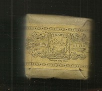 1 Paquet De Tabac  Scaferlati  Pour Les Troupes 40 Grammes Plein - Sigarette - Accessori