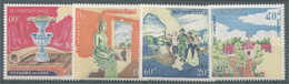 Laos, Monarchy, 1964, MH VF Complete Set Of 4 - Laos