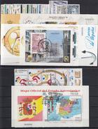 ESPAÑA 1996 Nº 3406/64 AÑO COMPLETO USADO (CON HB) - España