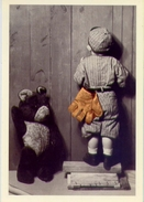 Humor - Umoristica - Bambino Con Orsetto - Secret Hole - 1023 - Formato Grande Non Viaggiata - Humor