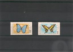BRESIL Année 1971 N°Y/T : 950/951** - Brésil