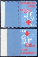YUGOSLAVIA - JUGOSLAVIA - SOLIDARITY  COMPLETE  - **MNH - 1990 - Wohlfahrtsmarken
