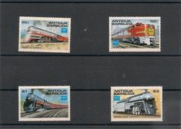 ANTIGUA  Année 1986 N° Y/T : 912/915** - Antigua Et Barbuda (1981-...)