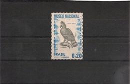 BRESIL Année 1968 Oiseau  N° Y/T : 855-** - Brésil