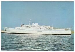 Transport // Bateaux //  K  Linex Hellenic Cruises   M.T.S. Galaxias - Piroscafi