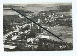 CPM - Saleux  (Somme ) - L'Eglise  -  Vue Aérienne - Autres Communes
