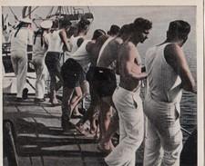 Photo 54 SALEM - 3ème Reich - Marine Allemande / Dienst Und Leben Der Matrosen - Documenti
