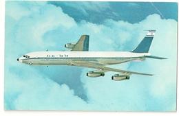 S5608 -ELAL Israel Airlines Boeing 707 - 1946-....: Moderne